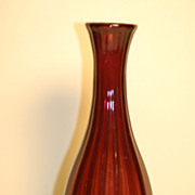 C:1950 Barovier & Toso Murano glass vase