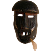 Salampasu Kasangu Circumcision Mask, DRC - circa pre 1950