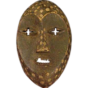 Rare Lega Mask,  DRC