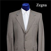 SALE Ermenegildo Zegna Sport Coat *Tropical Wool *3 Btn *40-41