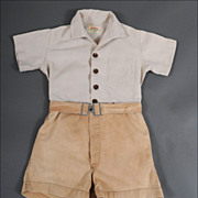Kladezee Little Boy Onsie Play Suit 1920's *5