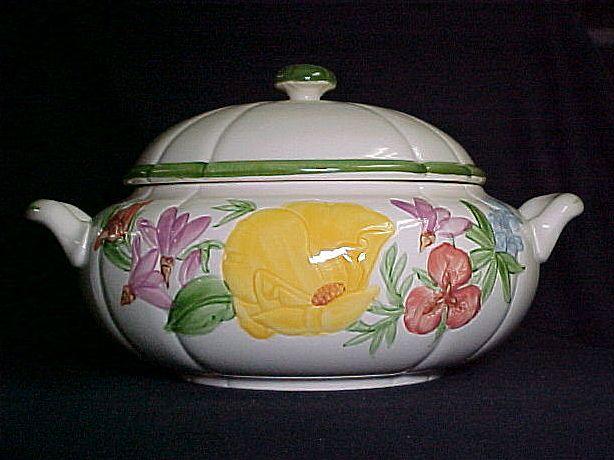 Franciscan Desert Rose Pattern - Vintage Franciscan Dinnerware