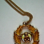 REDUCED Shriners Ladies or Men's Necklace