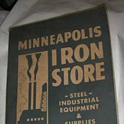 Minneapolis Iron Store Catalogue #47