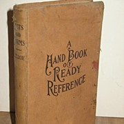 Book of Facts and Forms A Handbook of Ready Reference
