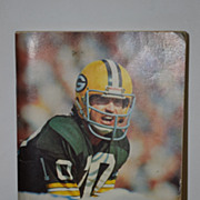 SALE Official Packers 1977 Media Guide Paperback