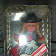 Schneider Germany doll in plastic box