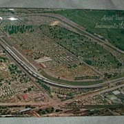 Indianapolis 500 Pin Tray in melmac