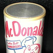 1985 Mc Donald's Radio