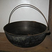 Wagner #3 Handled Bowl