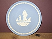 Wedgewood Jasperware 1974 Mothers Day Plate