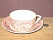 Royal China's Memory Lane Cup and Saucer