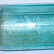 Atwoods Jaundice Bitters Bottle