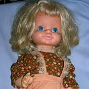 1964 Mattel's Chatty Kathy Doll