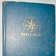 Columbia's Standard Illustrated World Atlas