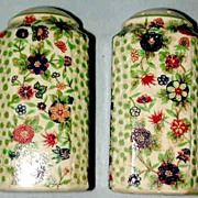 Japan Chintz salt and pepper set