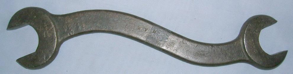 Large S Curve Wrench