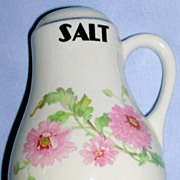 Hall China 'Mums' Salt Shaker