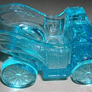 Blue Buggy Whimsey Salt