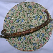 Japan Chintz Four Part Relish