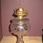 Andrew Boggs Cord and Tassel Whale Oil Lamp