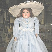 "Mold 370 Armand Marsaille 22"" German Doll"