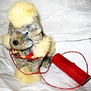 Battery Operated Toy Poodle