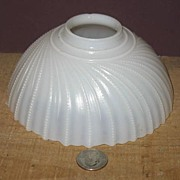 White Glass Shade