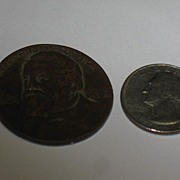 REDUCED McCormick Deering Coin