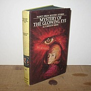 REDUCED Nancy Drew Mystery of the Glowing Eye Book