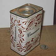REDUCED Rawleigh Cinnamon Tin