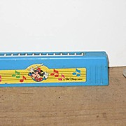 REDUCED Walt Disney Harmonica with Mickey Mouse