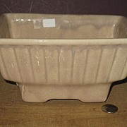REDUCED Hull Pottery # 718 Planter