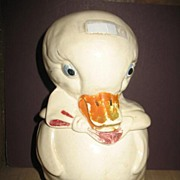 Hull Duck Cookie Jar