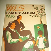 1936 WLS Chicago Radio Family Album