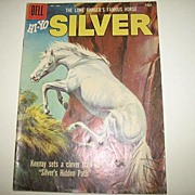 Hi-Yo Silver Comic Book By Dell