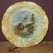 SALE PENDING Cave of the Woods Niagara Falls Plate