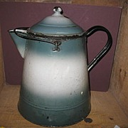 Graniteware 5 Gallon Coffee Pot