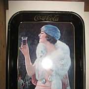 1973 Coco Cola Reproduction Tray