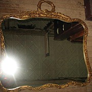 Very Nice Ornate Bedroom Mirror