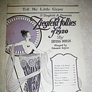 Tell Me Little Gypsy Sheet Music