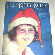 Pretty Kitty Kelly Sheet Music