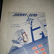 Johnny Zero Sheet Music