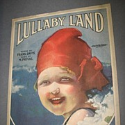 Lullaby Land Sheet Music