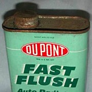 DuPont Fash Flush Tin Full Pint