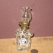 Mini Oil Lamp In The Shape Of Old Top Dial Telephone