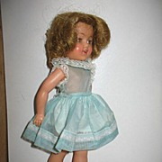 Marked Ideal Shirley Temple Doll with 2 Extra Dresses