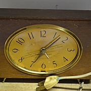 SALE GE Electric Clock Model #7275