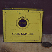 SALE 555 State Express Selected Virginia Cigarette Tin