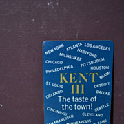 SALE Kent III Playing Cards in Box Complete